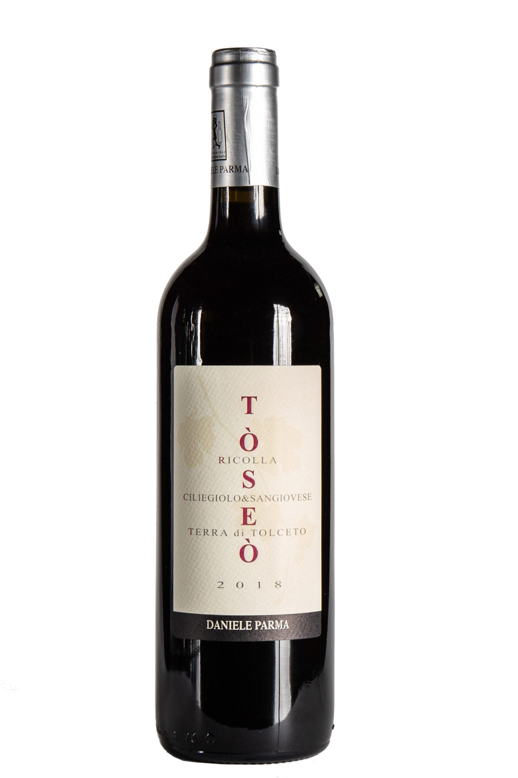 bottiglia Toseo