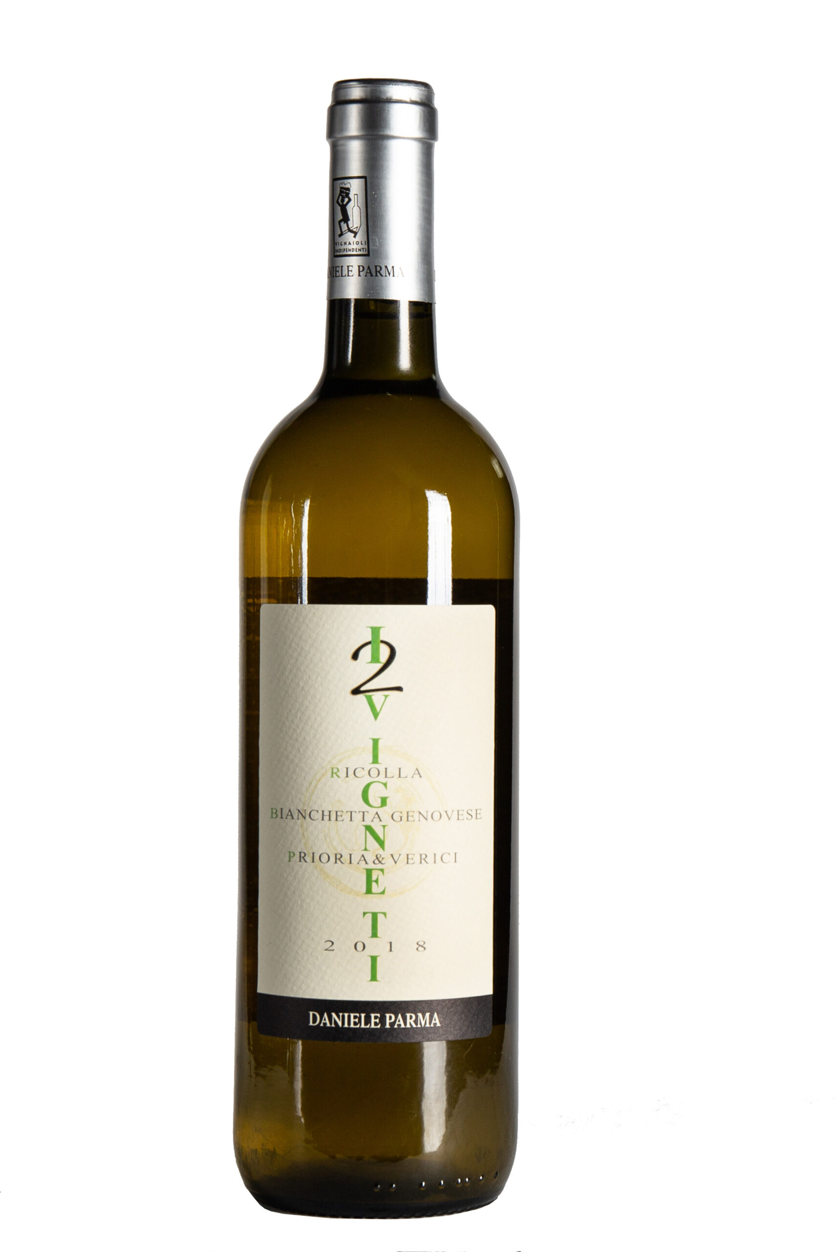 bottiglia Bianchetta Genovese